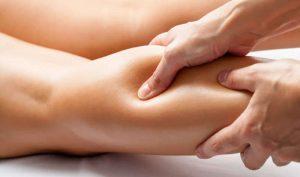 masaż na ból mięśni